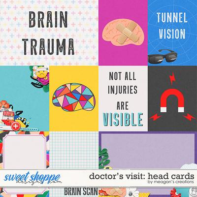 Doctor's Visit: Head Cards by Meagan's Creations