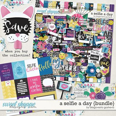 A Selfie a Day {bundle} by Blagovesta Gosheva