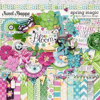 Spring Magic Kit by Digilicious Design