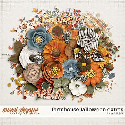 Farmhouse Falloween Extras by LJS Designs