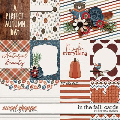 In the Fall: Cards by River Rose Designs