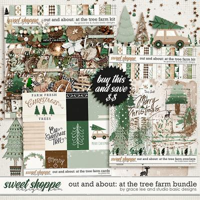 Out and About: At The Tree Farm Bundle by Grace Lee and Studio Basic Designs