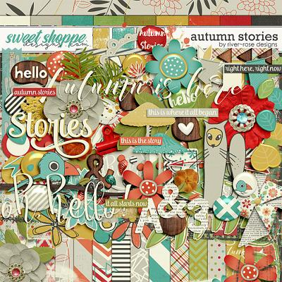 Autumn Stories by River Rose Designs