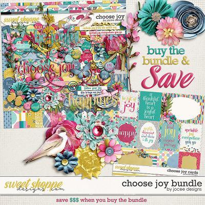 Choose Joy Bundle by JoCee Designs