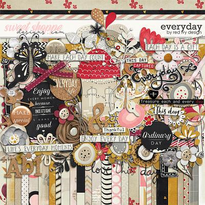 Everyday by Red Ivy Design