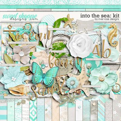 Into the Sea: Kit by River Rose Designs