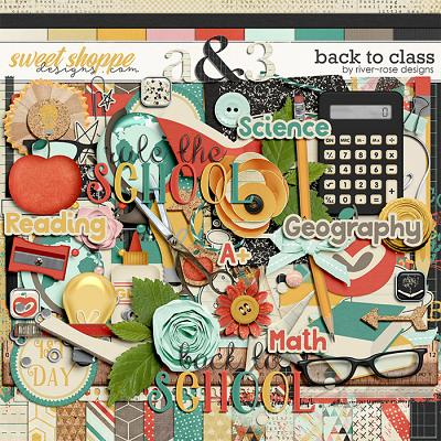 Back to Class by River Rose Designs