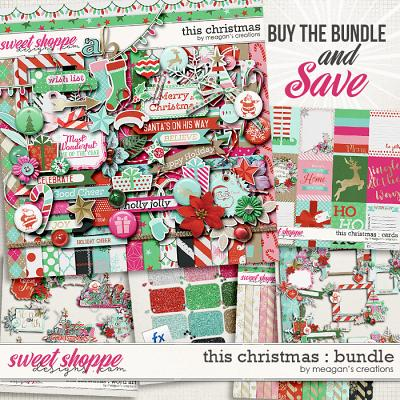 This Christmas : Bundle by Meagan's Creations