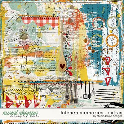 Kitchen Memories Extras by Studio Basic
