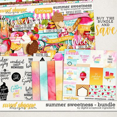 Summer Sweetness Bundle by Digital Scrapbook Ingredients
