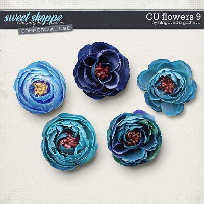 CU Flowers 9 by Blagovesta Gosheva