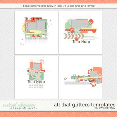 All That Glitters Templates by Crystal Livesay