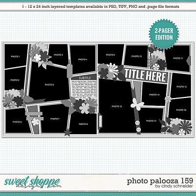 Cindy's Layered Templates - Photo Palooza 159 by Cindy Schneider