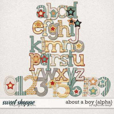 About A Boy {Alphas} by Digilicious Design