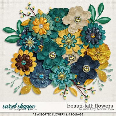 Beautifall: Flowers by Amber Shaw & Studio Flergs