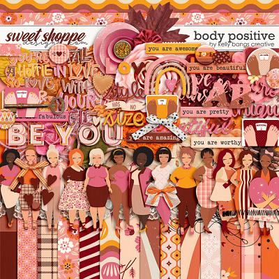 Body Positive by Kelly Bangs Creative