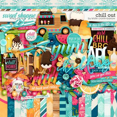 Chill Out by Kristin Cronin-Barrow