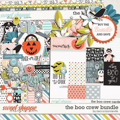 The Boo Crew Bundle by Becca Bonneville
