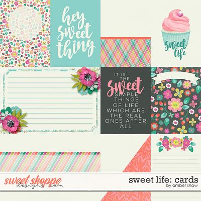 Sweet Life: Cards by Amber Shaw