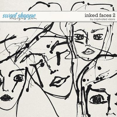 Inked Faces 2 by Captivated Visions