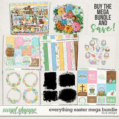 Everything Easter Mega Bundle by LJS Designs