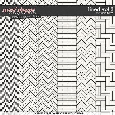 Lined VOL 3 by Studio Flergs