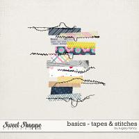 Basics - Tapes & Stitches by Sugary Fancy
