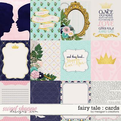 Fairy Tale : Cards by Meagan's Creations