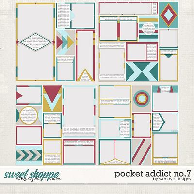 Pocket Addict No.7 by WendyP Designs