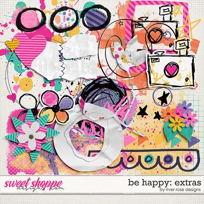 Be Happy: Extras by River Rose Designs