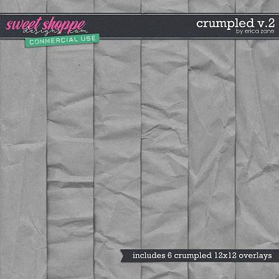 Crumpled v.2 by Erica Zane