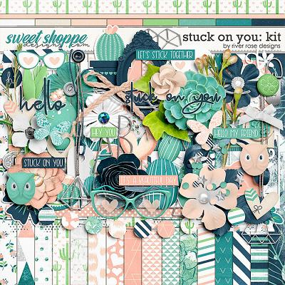 Stuck on You Kit by River Rose Designs