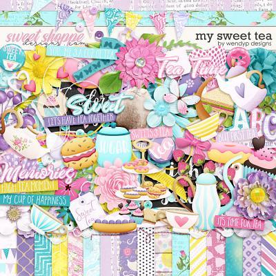 My sweet Tea  by WendyP Designs