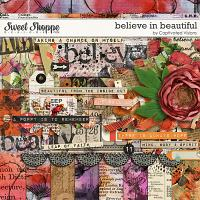 Believe in beautiful by Captivated Visions