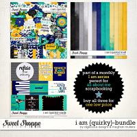 I Am {Quirky}-Bundle by Digilicious Designs & Meghan Mullens
