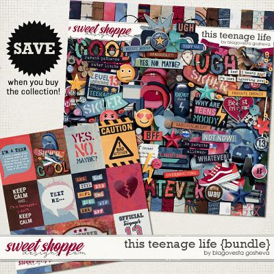 This Teenage Life {bundle} by Blagovesta Gosheva