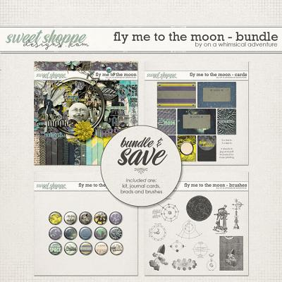 Fly Me To The Moon Bundle by On A Whimsical Adventure