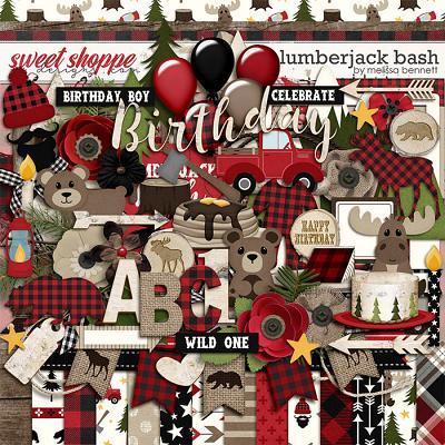 Lumberjack Bash by Melissa Bennett