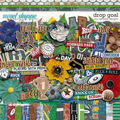 Drop goal by WendyP Designs