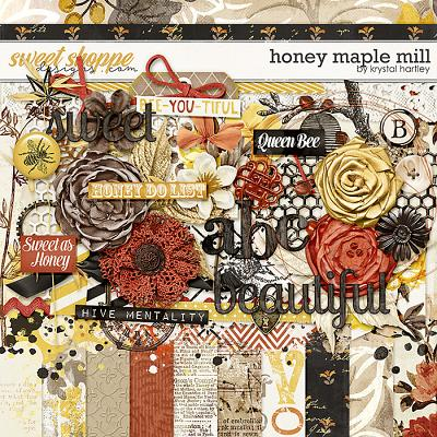 Honey Maple Mill by Krystal Hartley