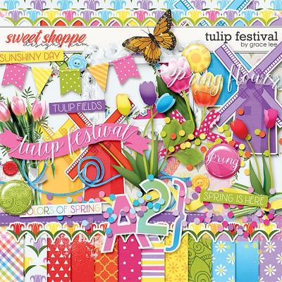 Tulip Festival by Grace Lee