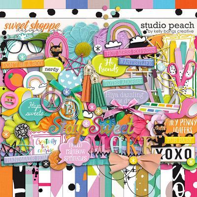 Studio Peach by Kelly Bangs Creative