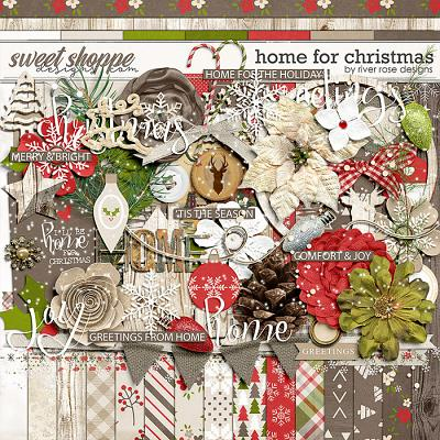 Home for Christmas: Kit by River Rose Designs