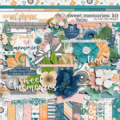 Sweet Memories: Kit by River Rose Designs