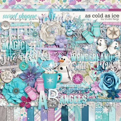As Cold As Ice by Studio Flergs