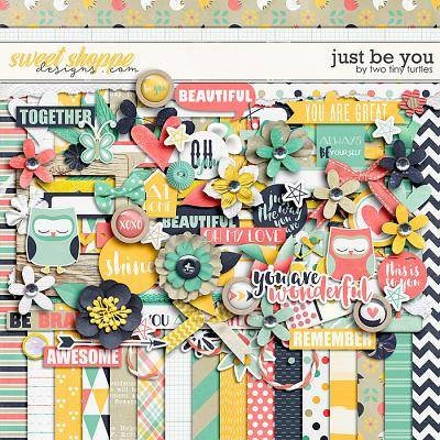 Just Be You: Kit by Two Tiny Turtles