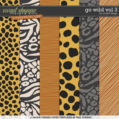 Go Wild VOL 4 by Studio Flergs