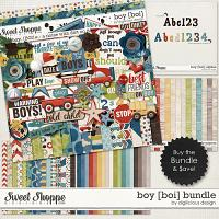 Boy Bundle by Digilicious Design