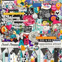 *FREE with your $20 Purchase* Opposites Attract by Sweet Shoppe Designs