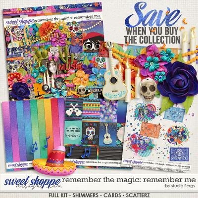 Remember the Magic: REMEMBER ME- COLLECTION & *FWP* by Studio Flergs